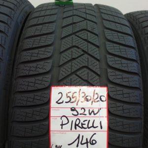 PIRELLI 255/30 R20 92W - WINTER SZ3 4 PNEUMATICI