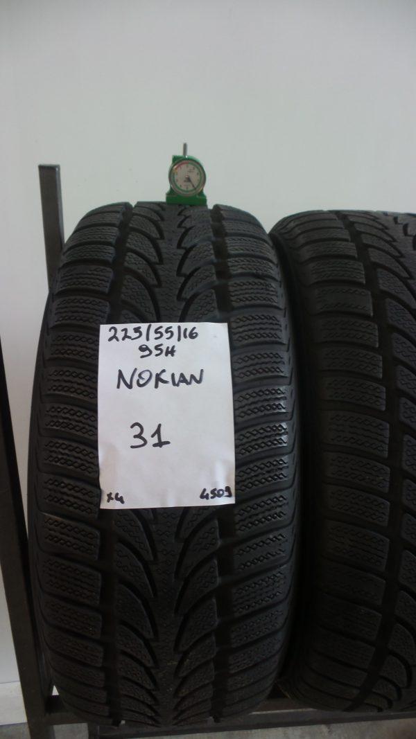 NOKIAN 225/55 R16 95H MOD. W+ - 4 PNEUMATICI