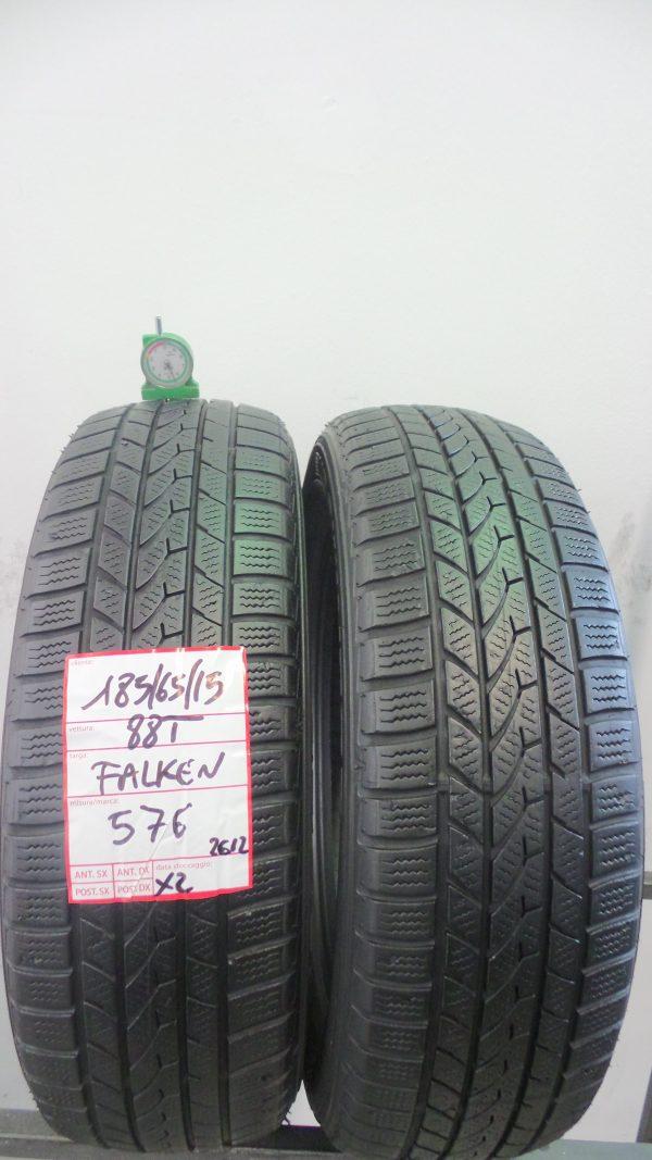FALKEN 185/65 R15 88T - EUROWINTER HS439 - 2 PNEUMATICI