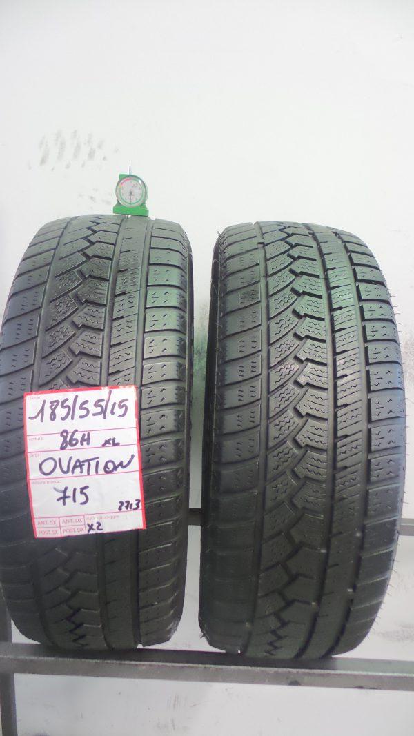 OVATION 185/55 R15 86H XL - MOD. W586 - 2 PNEUMATICI